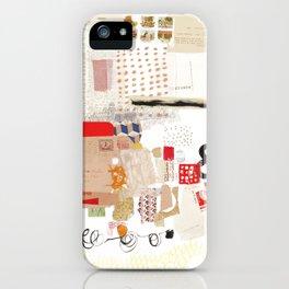 Flea Market iPhone Case