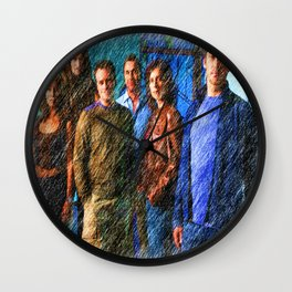 More than just a team 2 Wall Clock