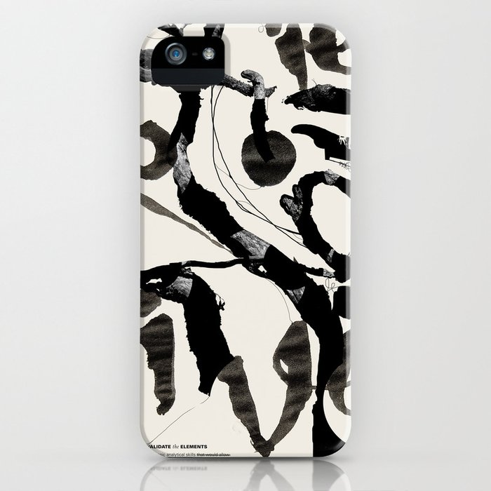 Objective Reality iPhone Case