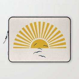 Minimalistic Summer I Laptop Sleeve
