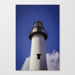 need a light? Canvas Print