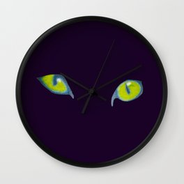 Chesire Wall Clock
