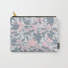 """""""Vintage Flower Power"""" Carry-All Pouch"""