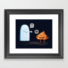 Nice to meet you Framed Art Print