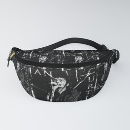 Ian Curtis 'Legend' Fanny Pack