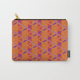 Flower of Life Pattern 14 Carry-All Pouch