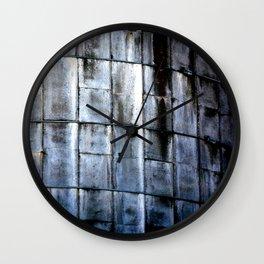 Silo Side Wall Clock
