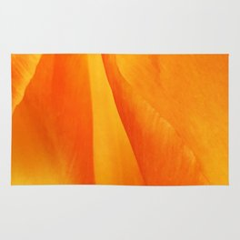 435 - Abstract tulip design Rug