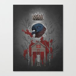 Hereditary Poster Canvas Print