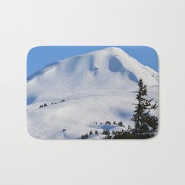 Back-Country Skiing  - III Bath Mat