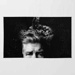 David Lynch Portrait Rug