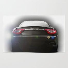 Maserati Gran Turismo Rug