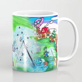 Animal crossing invasioni  Coffee Mug