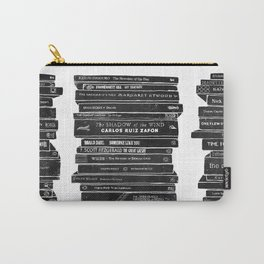 Mono book stack 2 Carry-All Pouch