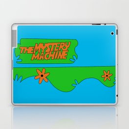 Mystery Machine Laptop & iPad Skin