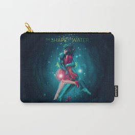 The Shape of Water Carry-All Pouch
