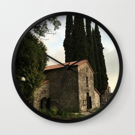 The Abaat house Wall Clock