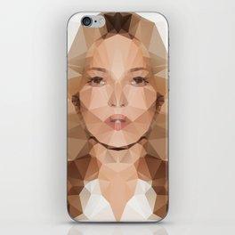 k 2 iPhone Skin