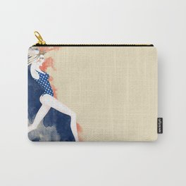 miss america Carry-All Pouch