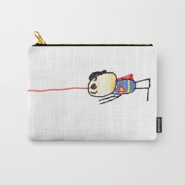 Superhero 4 Carry-All Pouch