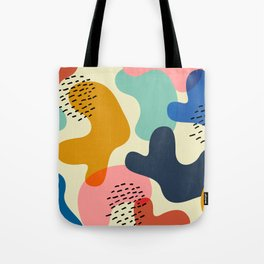 Camouflage Chic Tote Bag