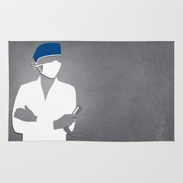 Anesthesiology Rug