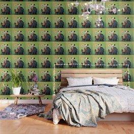 Wise Panda: Love Makes the World Go Around! Wallpaper