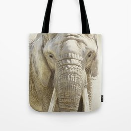 Elephant Photography | Wildlife Art | African | Nature | Animal Tote Bag