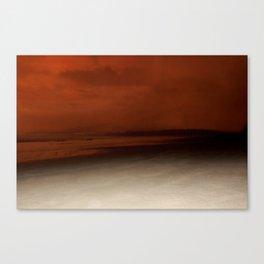 Costa Rica: Tamarindo Beach Canvas Print