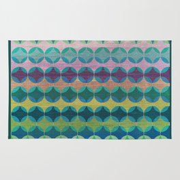 Colour Harmonies II Rug