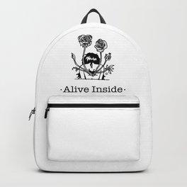 Alive Inside Backpack