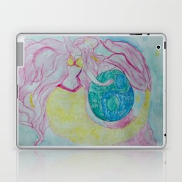 MERMAID OF BALANCE Laptop & iPad Skin