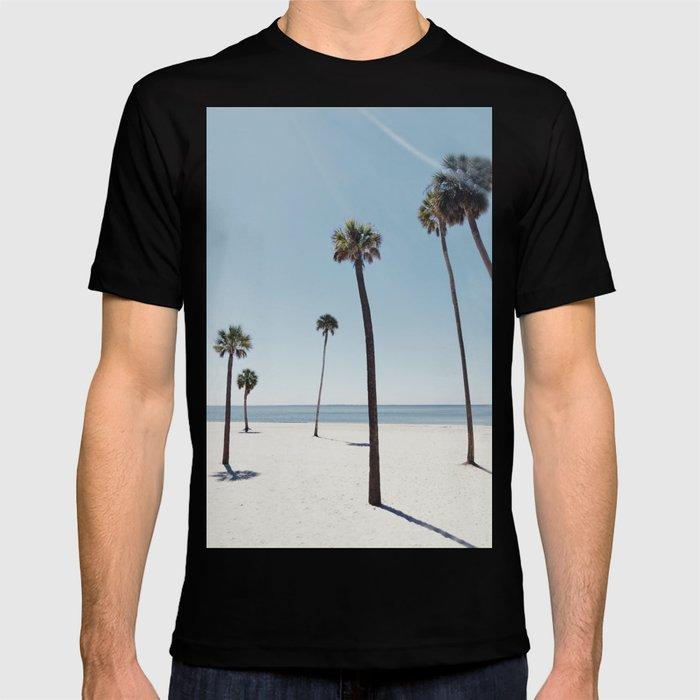 Palm trees 7 T-shirt