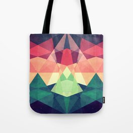 Looking at stars Tote Bag
