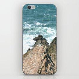 Fingers of the Sea iPhone Skin