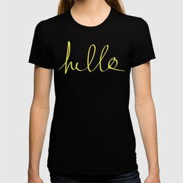 Hello x Sunshine T-shirt