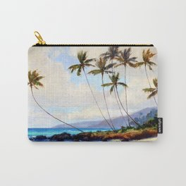 Poipu Palms Carry-All Pouch