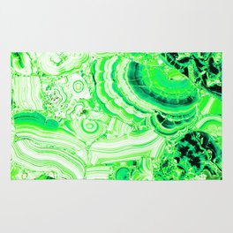 Malachite Green Rug
