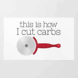 This Is How I Cut Carbs Rug