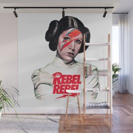 Princess Rebel Wall Mural