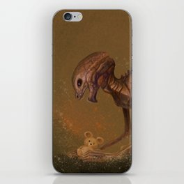Love at first sight iPhone Skin