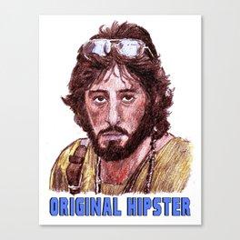 Al Pacino as Serpico Canvas Print