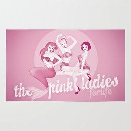 The Pink Ladies Rug