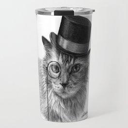 Monsieur Mack Travel Mug