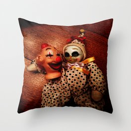 Wanna Play Throw Pillow