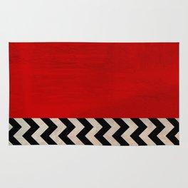 Twin Peaks - Red Room Rug