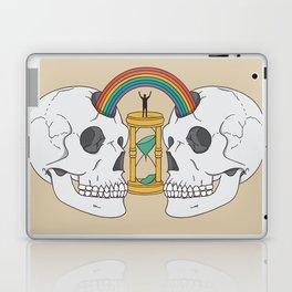 Life and Death Laptop & iPad Skin