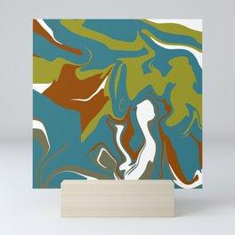 Sea of Revenge Mini Art Print