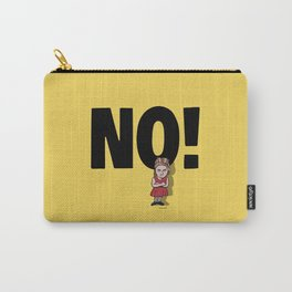 No! no.5 Carry-All Pouch
