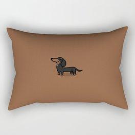 Good Girl Lucy! Rectangular Pillow